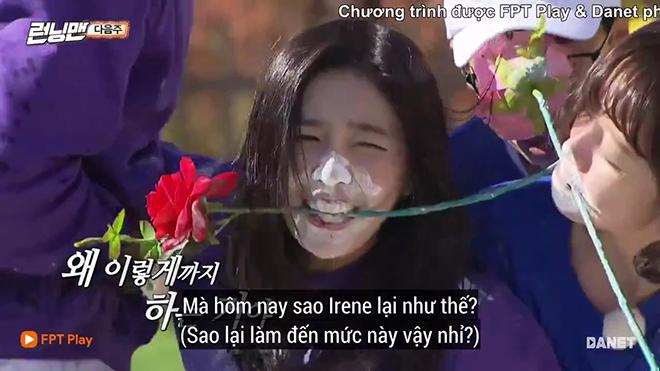 Xem 'Running man' tập 427: 'Nữ thần' Irene nhóm Red Velvet phá bỏ hình tượng