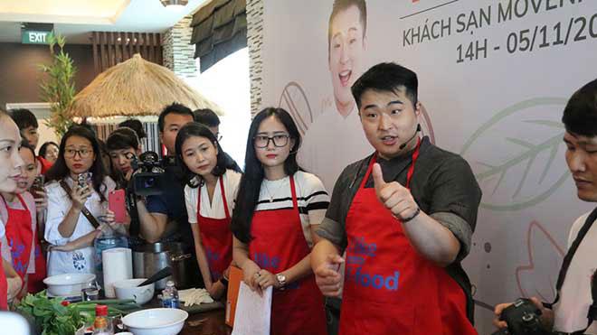 Đầu bếp nổi tiếng Lee Won IL đưa tinh hoa ẩm thực xứ kim chi đến Hà Nội