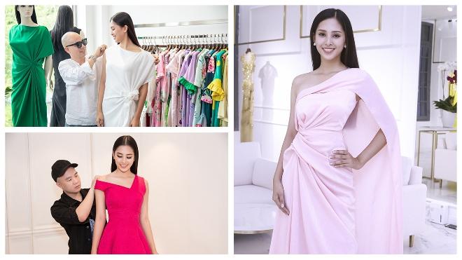 Trần Tiểu Vy lên đường thi Miss World 2018 ngày 9/11, nhiều NTK đình đám hậu thuẫn