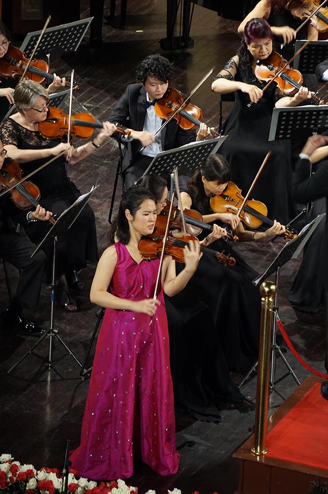 V-Concert 2019, Hòa nhạc chào năm mới 2019, Đỗ Phương Nhi