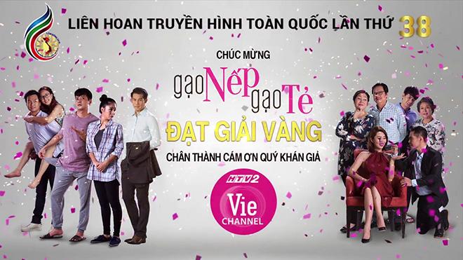 Liên hoan Truyền hình toàn quốc 2018: Lê Phương 'xuất sắc', 'Gạo nếp gạo tẻ' đoạt giải Vàng