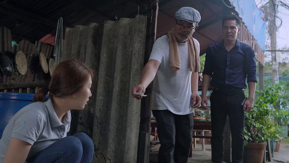 'Gạo nếp gạo tẻ' tập 94: Hân ngỡ ngàng gặp Kiệt khi đang chạy bàn