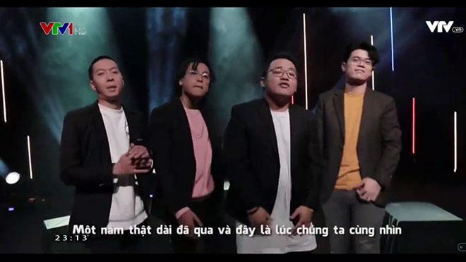 VIDEO Countdown 2019: Nhóm Da LAB tổng kết điểm nhấn kinh tế 2018 trong 1 ca khúc cực 'chất'
