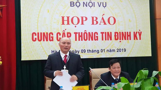 Bộ Nội vụ thông báo 4 nội dung cơ bản của Đề án Văn hóa công vụ