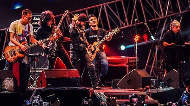 V-Rock 2019 quy tụ nhiều ban nhạc nổi tiếng, 'thắp lửa' tình yêu rock Việt