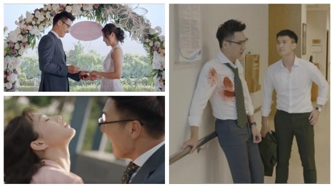 'Chạy trốn thanh xuân': An nguy kịch vì bị dao đâm quá gần tim, Nam hủy hôn