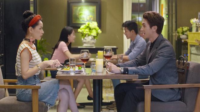 'Mối tình đầu của tôi' tập 3: Dở khóc dở cười khi An Chi nhờ bạn thân hẹn hò mối tình đầu