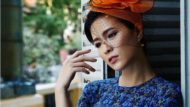 Thùy Trang 'Gạo nếp gạo tẻ' tái xuất trong phim Tết của VOV 'Bến bờ yêu thương'