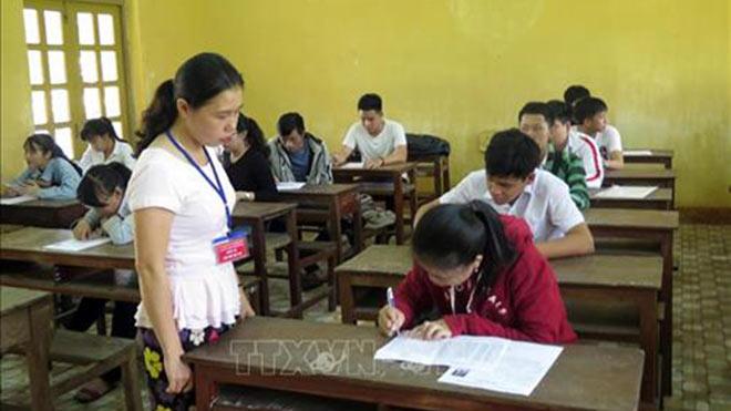 Dự thảo sửa đổi Quy chế thi Trung học phổ thông quốc gia có gì mới?