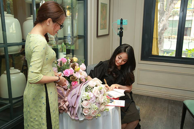 Bí mật của hạnh phúc, Phạm Phương Mai, ngày quốc tế phụ nữ, ngày 8 tháng 3, hạnh phúc, phụ nữ hạnh phúc, quà tặng mùng 8/3, bí quyết sống hạnh phúc
