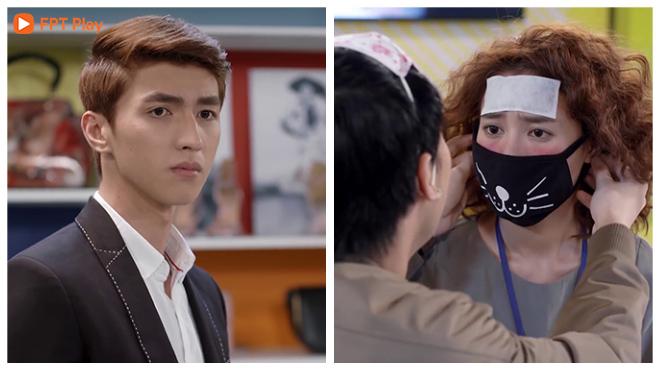 Xem 'Mối tình đầu của tôi' tập 30: Nam Phong ghen khi thấy Minh Huy chăm sóc An Chi