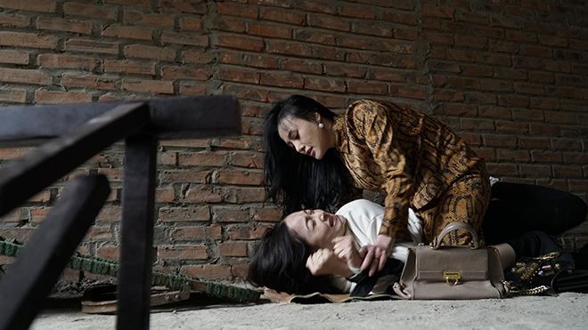 Nàng dâu order, phim Nàng dâu order, Chạy trốn thanh xuân, Lan Phương, Phương Oanh, Thanh Sơn, Thanh Hương, Sống chung với mẹ chồng, bà chồng nàng dâu
