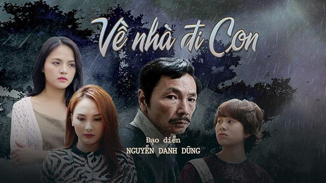 'My sói' Thu Quỳnh cùng 'nàng dâu' Bảo Thanh tái xuất trong phim mới 'Về nhà đi con'