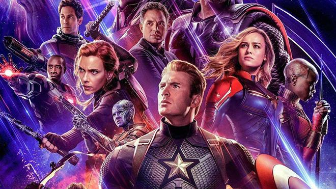 'Avengers: Endgame' lập 2 kỷ lục doanh thu ngày đầu chiếu ở Việt Nam