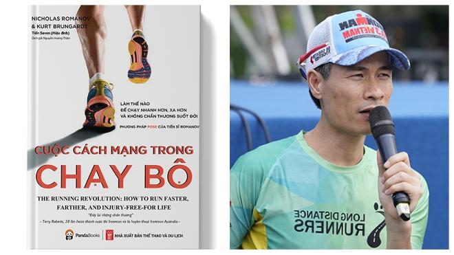 ''Cuộc cách mạng trong chạy bộ'': Bí quyết để chạy bộ hiệu quả và an toàn