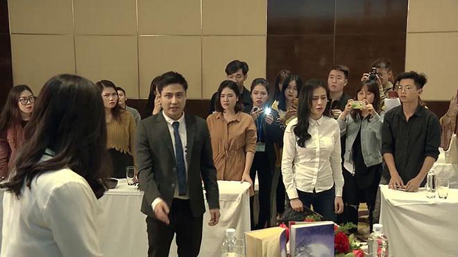 'Nàng dâu order' gây 'sốc': 'Quỳnh búp bê' mang bầu tới 'cướp' chồng của Lan Phương