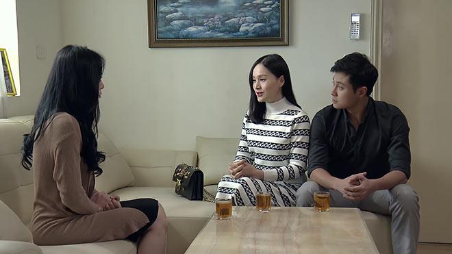 'Nàng dâu order' tập 5: Lam Lam cao tay tung chiêu 'dằn mặt' người yêu cũ của chồng