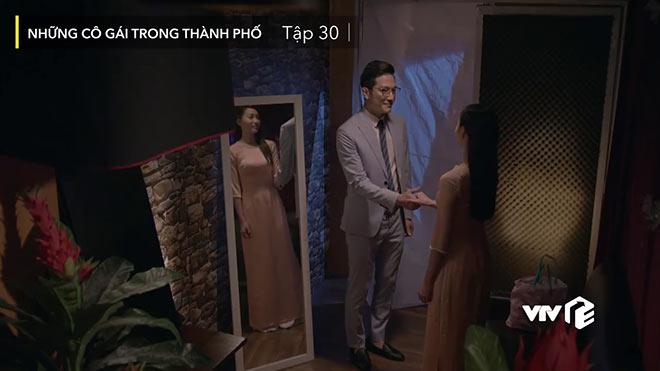 'Những cô gái trong thành phố' tập 30: Bách tỏ tình với Trúc, sự thật hay là mơ?