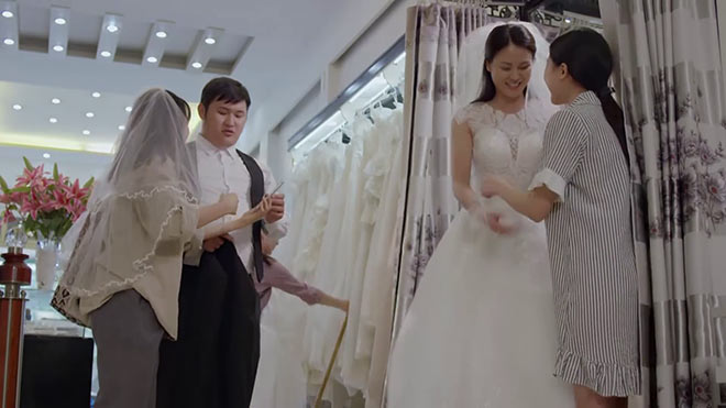 Những cô gái trong thành phố, Những cô gái trong thành phố tập 34, Những cô gái trong thành phố tập cuối, kết phim Những cô gái trong thành phố, Bình An, Kim Oanh, VTV3
