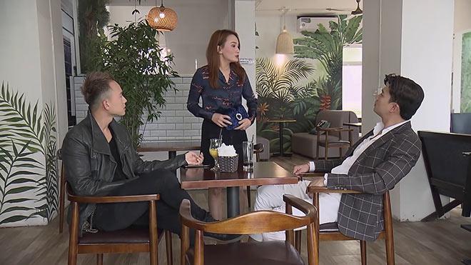 'Về nhà đi con' tập 23: Vũ dùng tiền giải quyết 'sự cố' đi quá giới hạn với Thư?