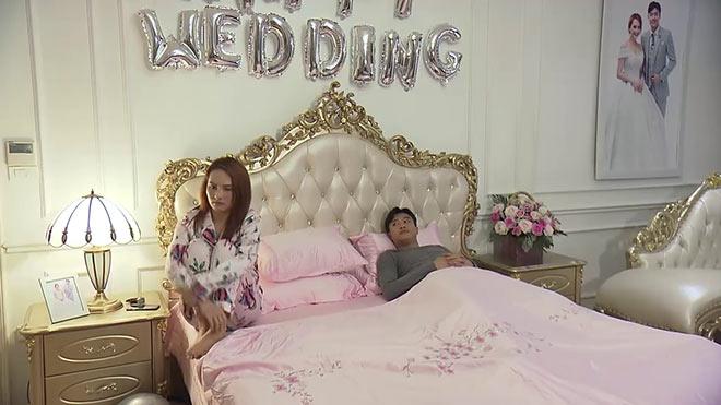 'Về nhà đi con' tập 37: Vũ - Thư ngủ chung giường, Khải công khai khinh thường nhà vợ