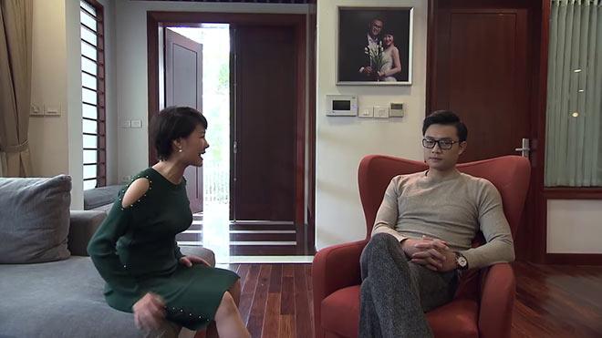 VIDEO 'Về nhà đi con' tập 38: Thành sai lầm khi bênh vực tình cũ lúc vợ đang giận dữ