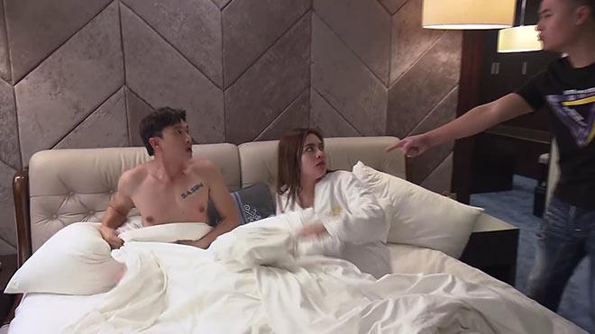 'Về nhà đi con' tập 42: Vũ bị đánh ghen vì 'hám gái lạ', Khải đồng ý ly hôn nếu ông Sơn cho tiền