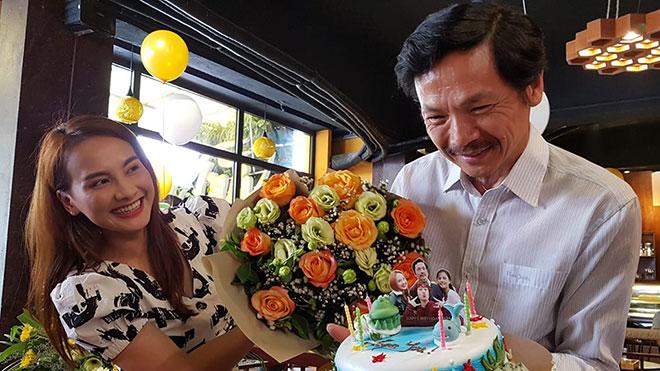 'Về nhà đi con': NSƯT Trung Anh gọi Bảo Thanh là 'nữ hoàng nước mắt'