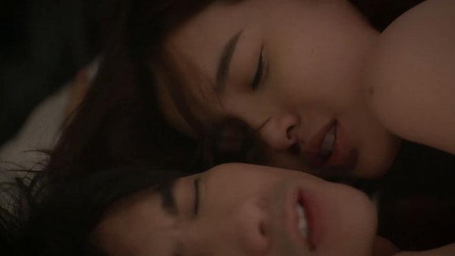 Phim 'Bán chồng' hé lộ 'cảnh nóng' của Tim - Cao Thái Hà và cuộc tình tay ba ngang trái
