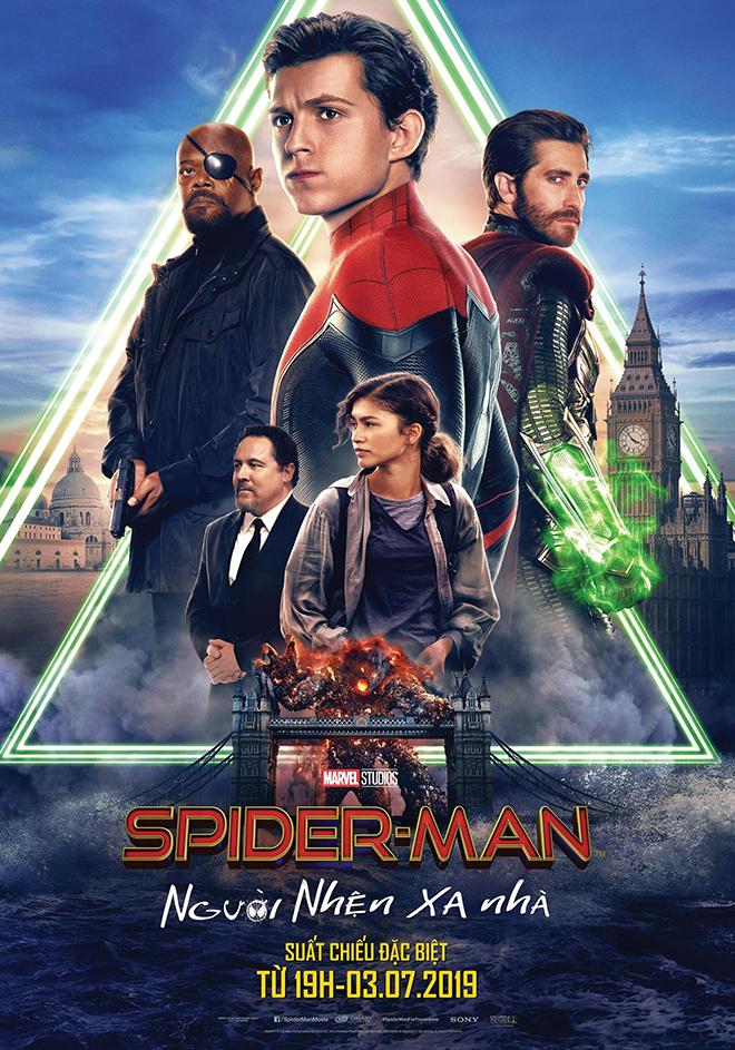 Phim chiếu rạp tháng 7, Phim chiếu rạp mới nhất, người nhện, búp bê sát nhân, tìm chồng cho mẹ, diệp vấn 4, Spider-Man, Vũ điệu đường phố, Vua sư tử, diệp vấn