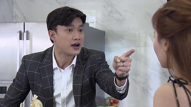 'Về nhà đi con' tập 61: Vũ mắng Thư 'đàn bà ngu xuẩn rẻ tiền', Dương gào khóc xin lỗi Huệ