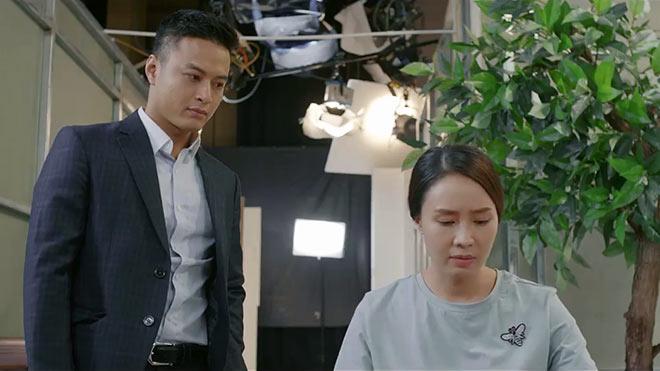 'Hoa hồng trên ngực trái'tập 10: Mẹ Thái đuổi việc 'tiểu tam' Trà, Bảo ngạc nhiên vì Khuê