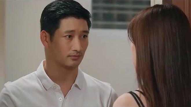 'Hoa hồng trên ngực trái' tập 11: Thầy 'phán' Trà sẽ sinh con trai, Thái quyết bỏ vợ?