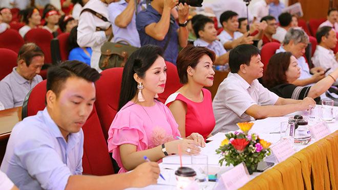 Nghệ sĩ Phương Nga, Trần Ly Ly làm giám khảo hội diễn văn nghệ nhân 74 năm ngày truyền thống TTXVN