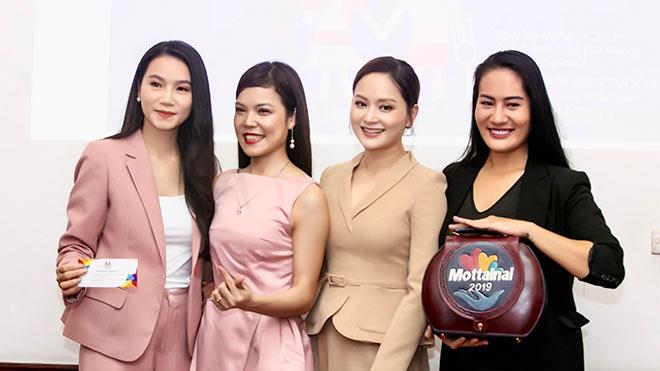 Diễn viên Lan Phương, Minh Cúc hào hứng tặng đồ đấu giá để gây quỹ Mottainai 2019