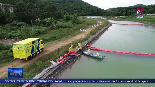 Kết quả kiểm tra chất lượng nước sạch của Nhà máy nước Sông Đà
