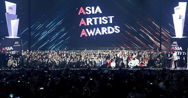 TRỰC TIẾP AAA 2019 - Asia Artist Awards tại Hà Nội