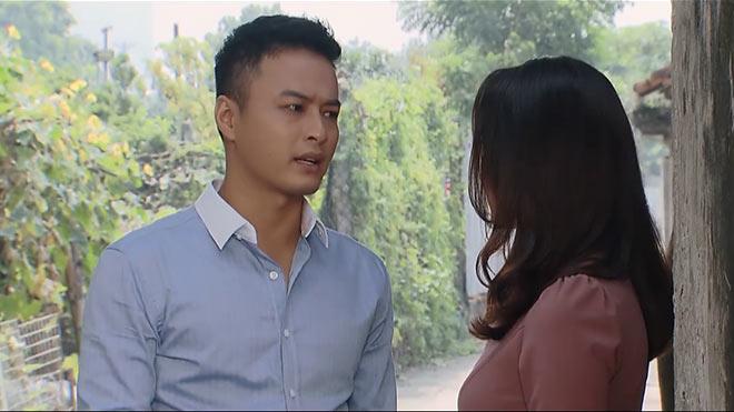 'Hoa hồng trên ngực trái' tập 35: Bảo kiên trì theo đuổi Khuê, Khang tỏ tình với 'chị đẹp' San