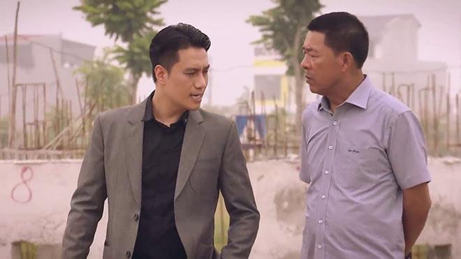 'Sinh tử' tập 20: Mai Hồng Vũ lộ 'tài' nịnh nọt lãnh đạo 'gió chiều nào che chiều ấy'