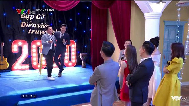 Gặp gỡ diễn viên truyền hình 2020, Về nhà đi con Tết, Diễn viên truyền hình, Quốc Trường, Bảo Thanh, Thu Quỳnh, Bảo Hân, Hồng Đăng, Hồng Diễm