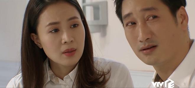'Hoa hồng trên ngực trái' tập 45: Khuê thừa nhận Thái quan trọng trong đời, bé Bống nguy kịch