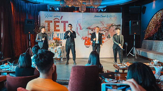 Chùm ảnh: Nghệ sĩ Việt chung tay ủng hộ quỹ từ thiện Gió đồng