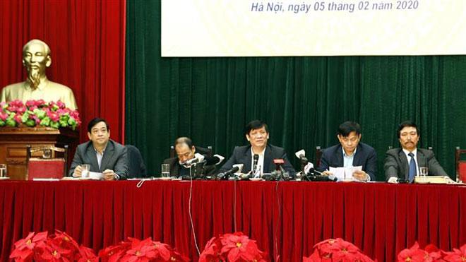 Thứ trưởng Bộ Y tế Nguyễn Thanh Long: Cần bình tĩnh, tránh khủng hoảng để chiến thắng dịch bệnh do chủng mới virus Corona