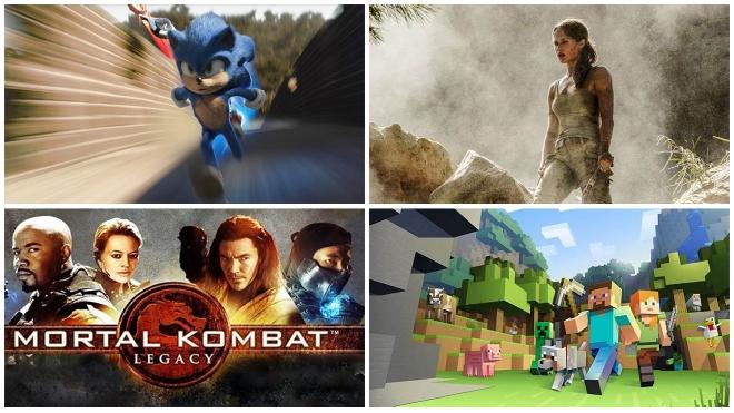 Top 8 phim chuyển thể từ game được fan mong chờ nhất