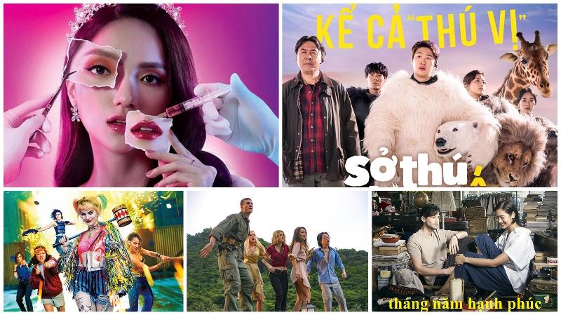 8 phim mới lãng mạn hài hước không nên bỏ lỡ ngày Valentine 2020