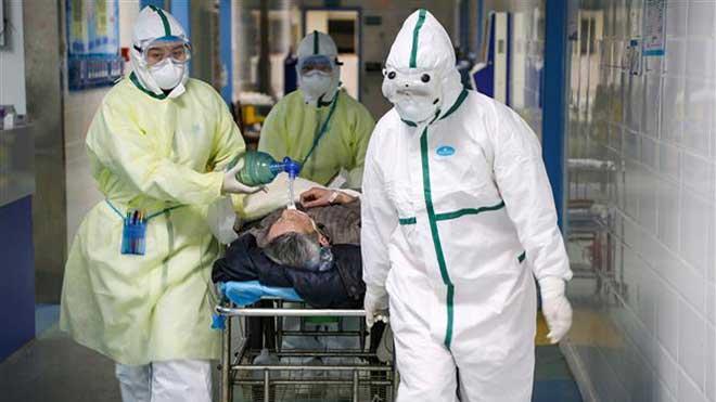 Dịch COVID-19: Vũ Hán xây dựng thêm 19 bệnh viện dã chiến