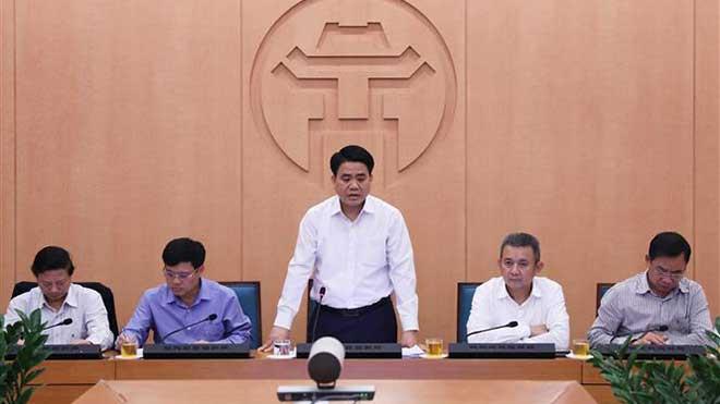 Dịch COVID-19: Hà Nội công khai minh bạch thông tin, tăng cường hướng dẫn người dân phòng ngừa dịch