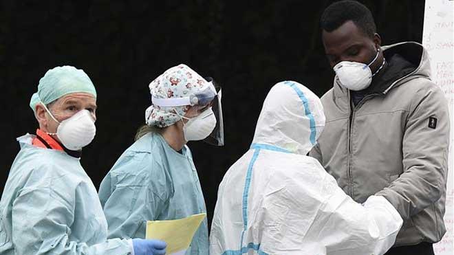 Dịch COVID-19: Italy ghi nhận 3.497 ca nhiễm mới trong ngày