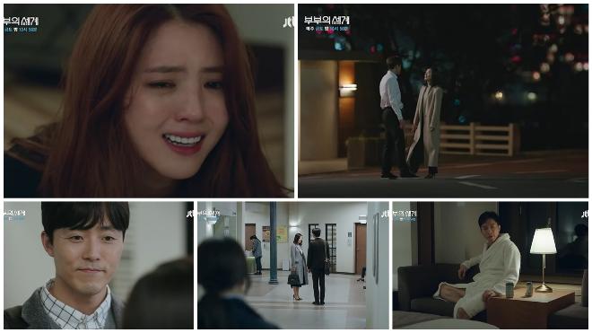 'Thế giới hôn nhân' tập 5: Phản bội Sun Woo, Tae Oh phải trả giá đắt thế nào?