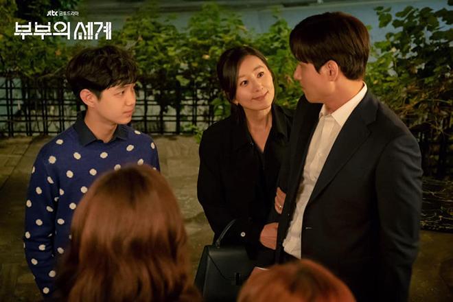 The World Of The Married, Thế giới hôn nhân, Thế giới hôn nhân tập 5, Thế giới hôn nhân tập 6, The World Of The Married tập 5, Kim Hee Ae, Park Hae Joon, phim ngoại tình
